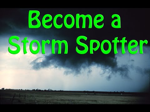 Become a Storm Spotter