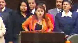 Layda Sansores - Canal 2  López Dóriga - Reforma fiscal