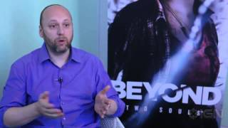 David Cage Talks Beyond And Non-linear Narratives
