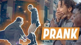 PRANK FOOTBALL - HUMILIATION OLD MAN VIDEO