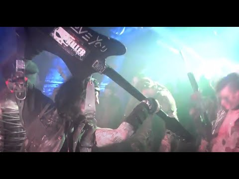 """LORDS OF SALEM release new video for """"Rock n Roll Machine"""" off EP """"Hell Over Salem"""""""