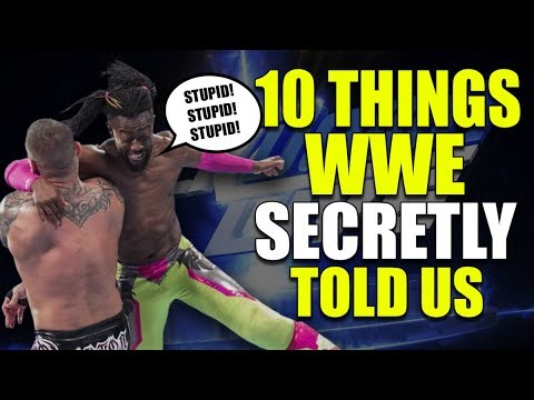 10 Shocking Things WWE Secretly Told Us At WWE This Week On Raw, Smackdown and Elimination Chamber