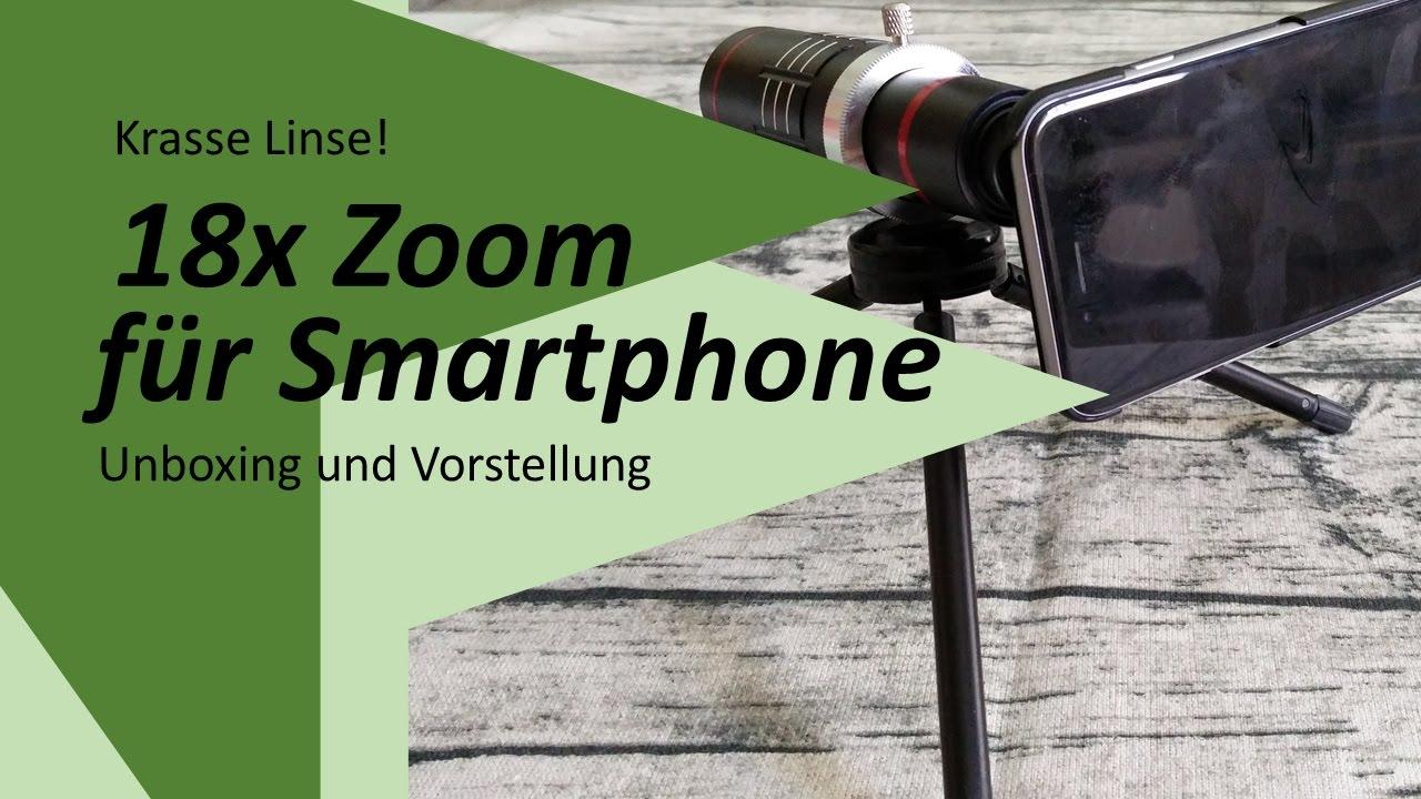 Ein fach zoom objektiv für iphone oder samsung was taugt es