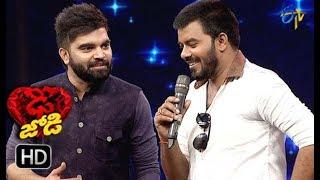 Sudheer   Pradeep   Funny Joke   Dhee Jodi   31st October 2018   ETV Telugu