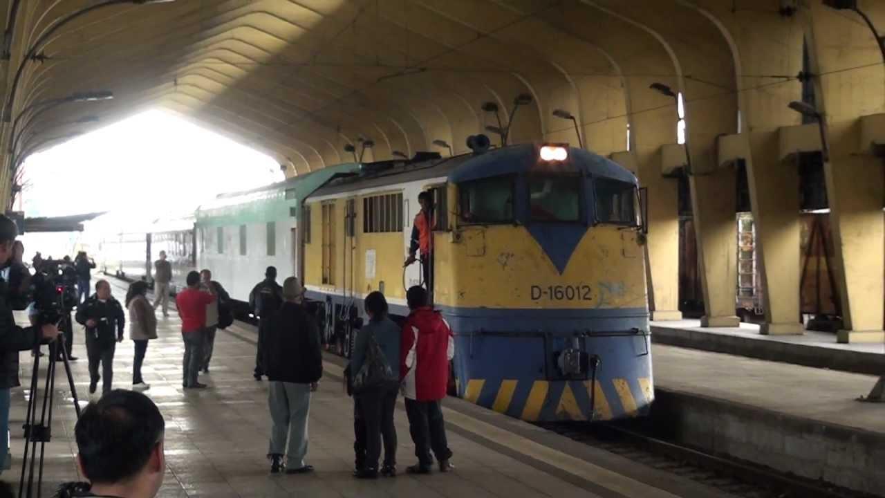 Resultado de imagen para trenes santiago chile
