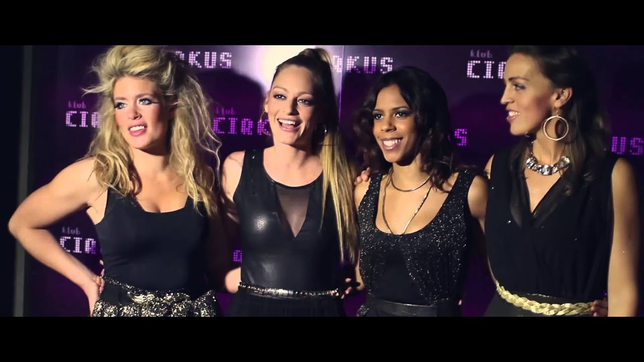 High on Heels - Cirkus Klub Slovenia - YouTube