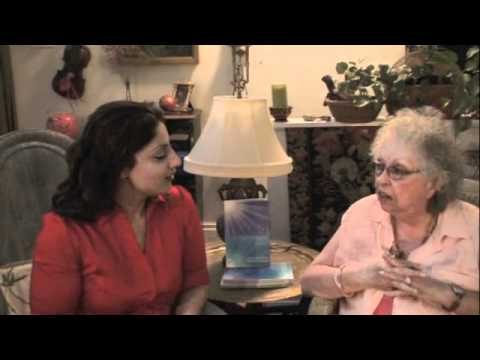 """Helen Anne Bolger, author """"The Universe: Our Guiding Light"""" with Nadiya Shah pt3 of 3"""