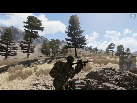 Arma 3 live!!! Section 7 private server(training/operation)= 18-2-18 BADBOYSIDXRAY