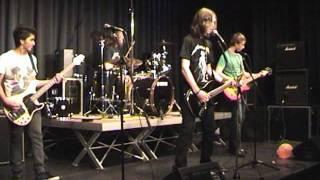 Metallica - Sad But True (Band Cover Live)