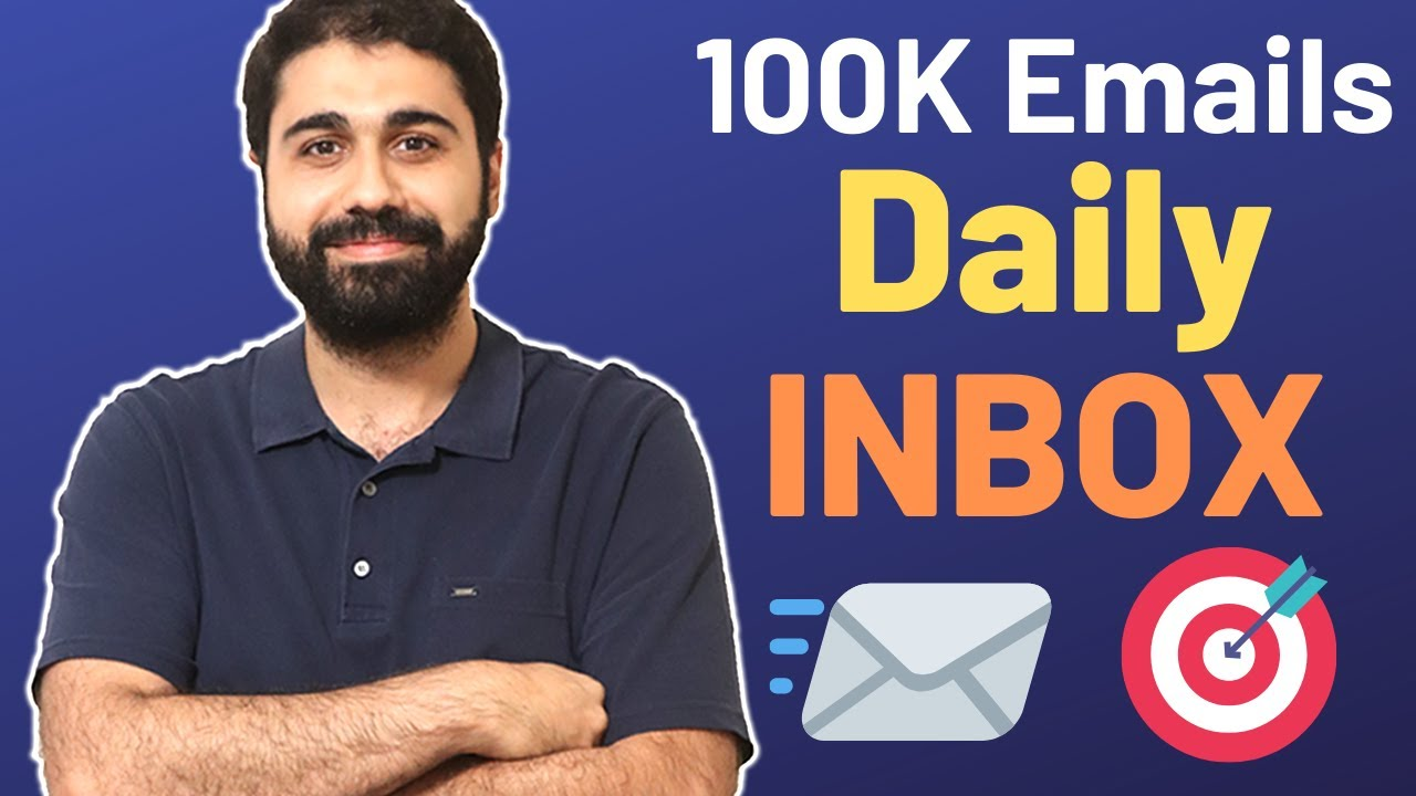 How to Send 100k emails/day Safely in Inbox | Bulk Mail Real Scenario Discussion