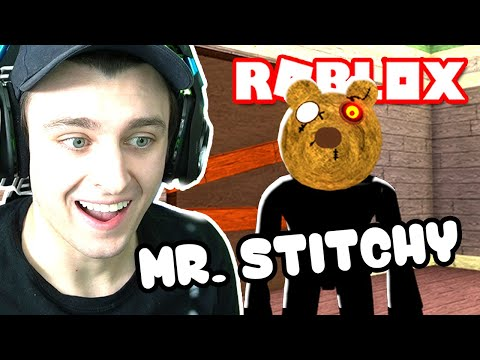 How To Get NEW MR. STITCHY Skin In Roblox Piggy!