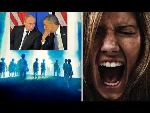 Obama Confirms Alien Invasion by Sept 2017