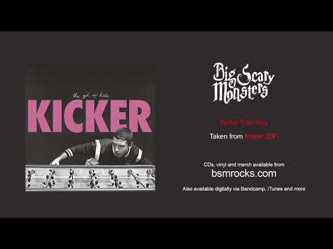 The Get Up Kids  -  Kicker  EP