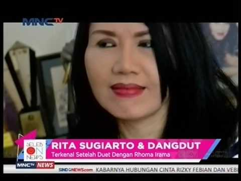 Rita Sugiarto Tetap Eksis di Dangdut  - Seleb On News (10/1)