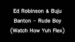 Buju Banton   Rude Boy Watch How Yuh Flex Old School Reggae   YouTube