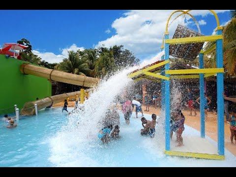 Albergue Olímpico 2016 - Parque Acuático Salinas P.R., GoPro HD
