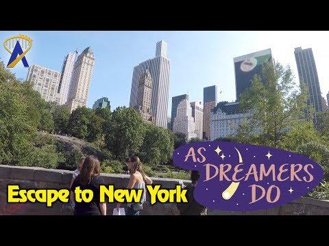 Escape to New York - As Dreamers Do