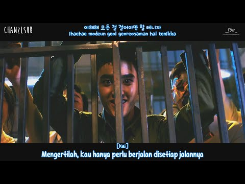 EXO - Lotto (Indo Sub) [ChanZLsub]