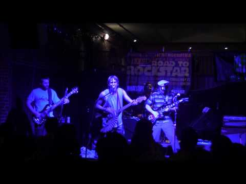 Reanu Keeves and The Funky Falcons - Ballad of the Funky Falcon (Live)
