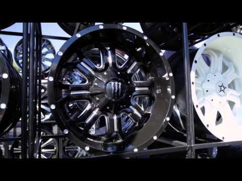 TIS Wheels at SEMA 2013: Highlights