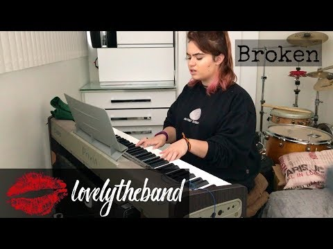 broken - lovelytheband (cover)