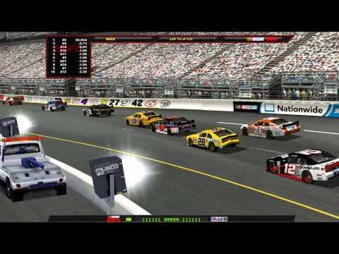 Nascar Racing 2003 - ERR Nationwide League - Richmond - ToyotaCare 250