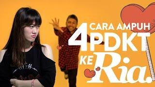 4 Cara Ampuh Pedekate ke Ria [Presented by Enervon C]