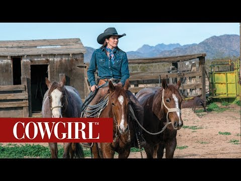 Heart of The Cowgirl: Mesa Pate Defines a Genre | COWGIRL