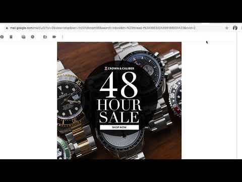 Watches Price Drop! Crown And Caliber And Ebay