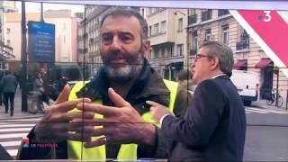 Gilets Jaunes et européennes : JL Mélenchon déjoue en direct un traquenard !