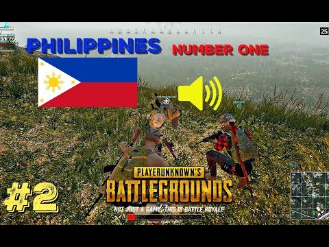 PUBG-PHILIPPINES NUMBER ONE #2