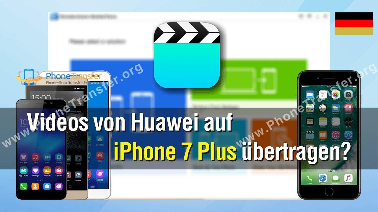 Iphone Auf Huawei Übertragen
