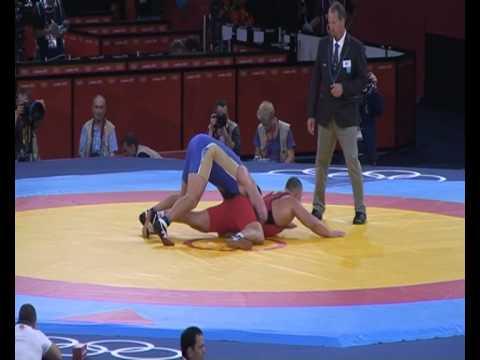ОИ-2012 Хасан Бароев - Патрикеев (Армения)120 кг.