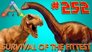 [252] Recording Group War!!! (ARK Survival Of The Fittest SOTF)
