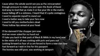 Download Kendrick Lamar - The Heart Part 3 (HD Lyrics) MP3 song and Music Video