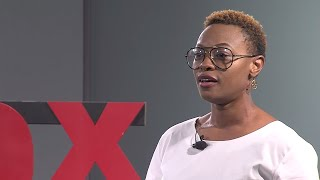 The Color Line: Black and White Aesthetic Values | Barbara-Shae Jackson | TEDxTuscaloosa