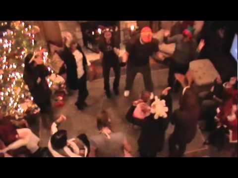 The Sinnott's dance to Firework
