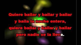 La Reina de la Bailanta - Cacho Castaña (con letra karaoke)