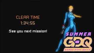 Metroid Samus Returns by Mr_Shasta in 1:47:35 - SGDQ2018