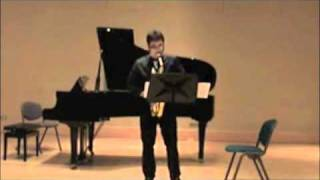 Memories of Xiaoxiang for Alto Saxophone and Tape by Lei LIANG