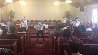 Silent Stories Mime Ministry-Praise on the inside pt 1 by J.Moss