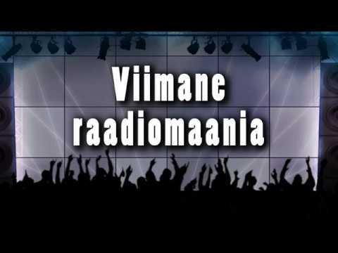 Radio Mania viimane saade.