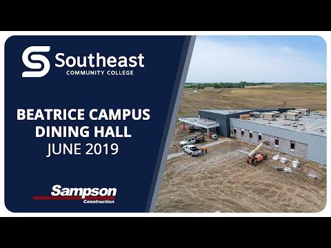SCC Beatrice Campus - Dining Center | June 2019
