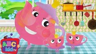 I'm a Little Teapot   CoComelon Nursery Rhymes & Kids Songs