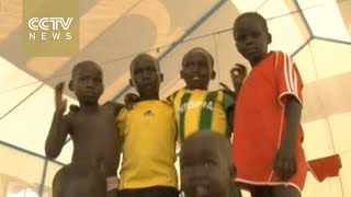 CCTV - 88 kidnapped Children In Gambella Region Reunited With Their Families