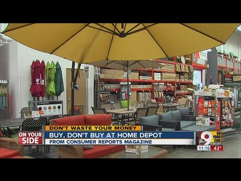But, don't buy at Home Depot