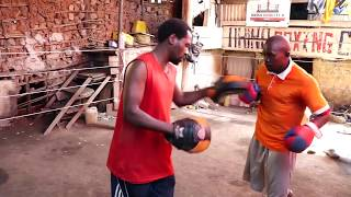 Uganda's ghetho street  boxing part two