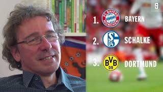 Bundesliga: #Ahrensfluch ist, wenn Peter tippt
