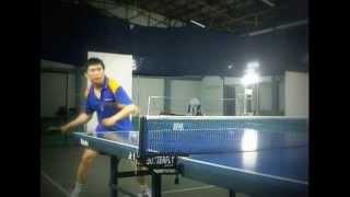Block & Spin By UKM Tenis Meja USU