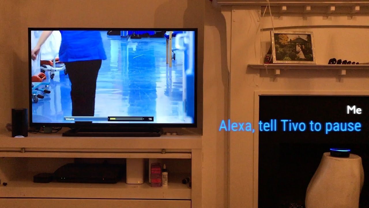 control your tv with alexa and amazon echo video. Black Bedroom Furniture Sets. Home Design Ideas